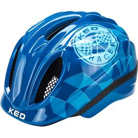 KED Meggy II Trend Kask Dzieci, niebieski
